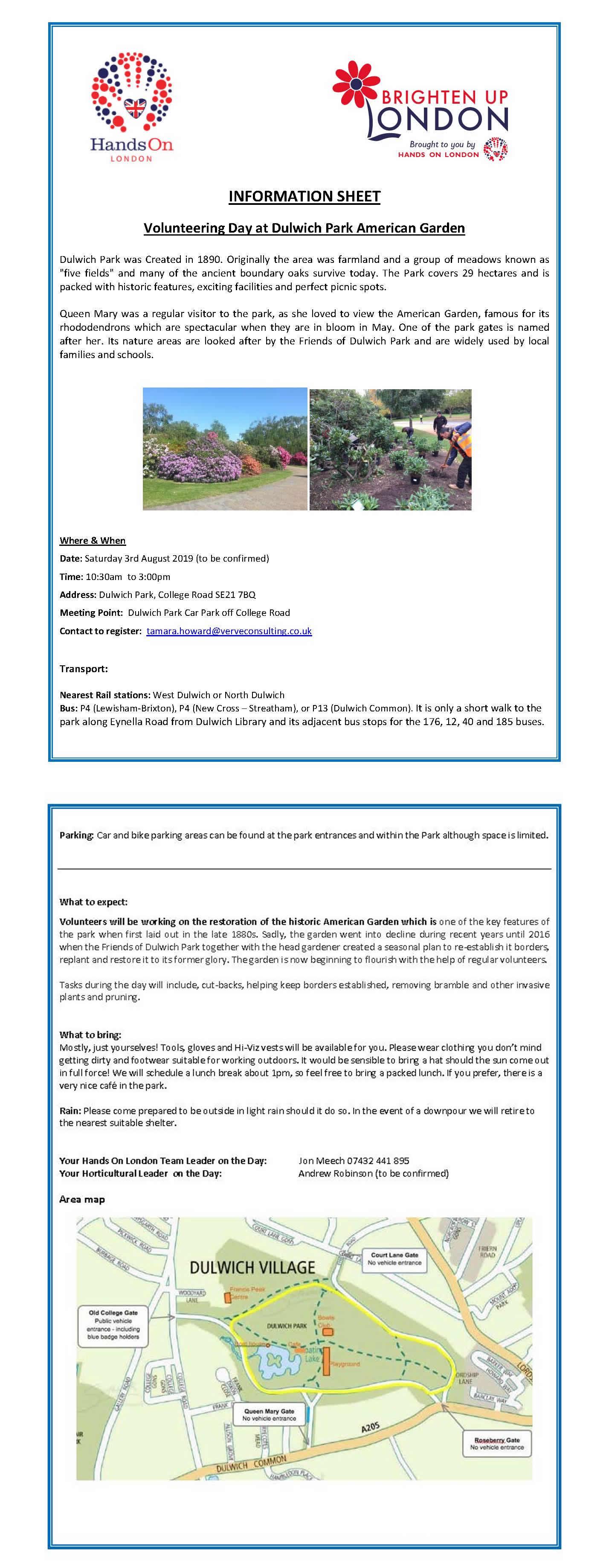 vol-info-sheet---dulwich-park---3rd-august-2019